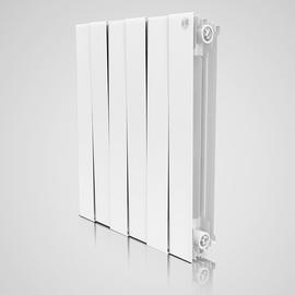 Радиатор PianoForte 500/Bianco Traffico - 6 секц.