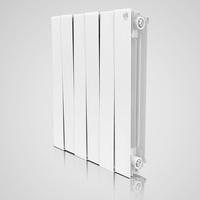 Радиатор PianoForte 500/Bianco Traffico - 4 секц.