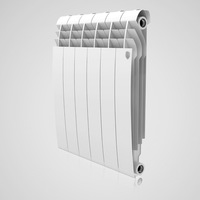 Радиатор Biliner 500/Bianco Traffico - 4 секц.